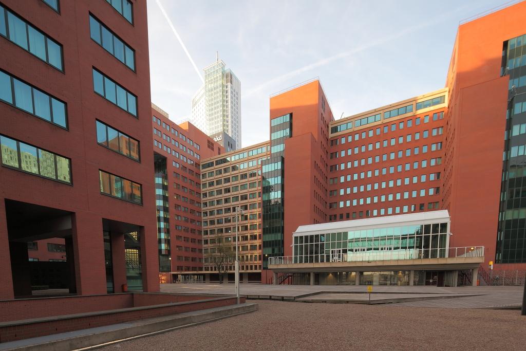 Belastingdienst Kantoor Rotterdam : Rotterdam laan op zuid vastgoed rijksvastgoedbedrijf