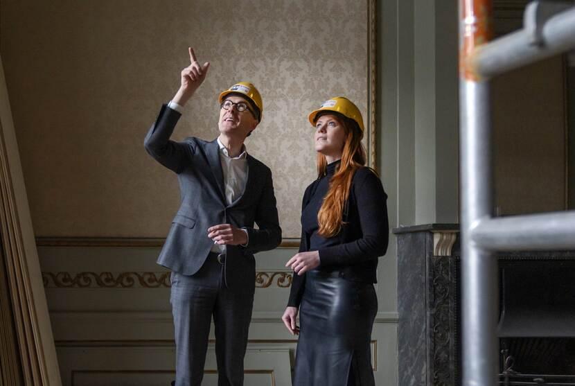 Hans Vlaardingerbroek en Marleen Greil