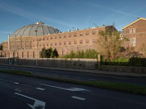 Samenwerking bij nieuwe bestemmingen vrijkomend vastgoed for Gevangenis de koepel haarlem